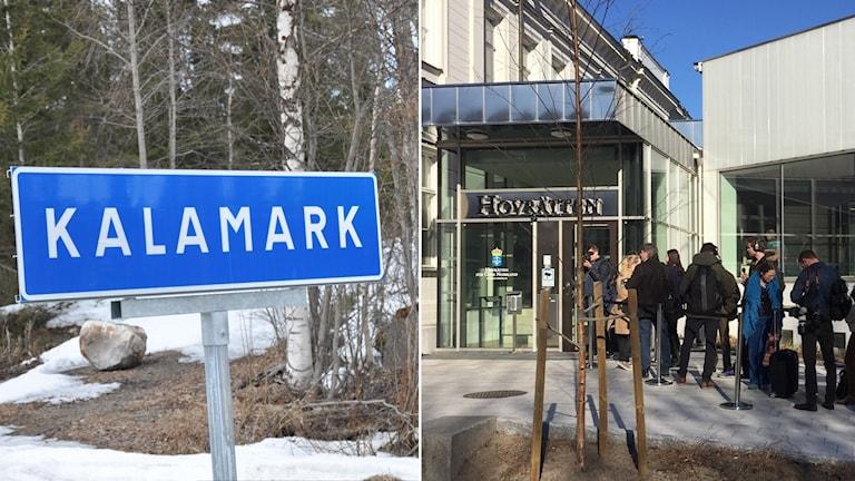Kalamarksmålet tas upp i Hovrätten för Övre Norrland i Umeå.