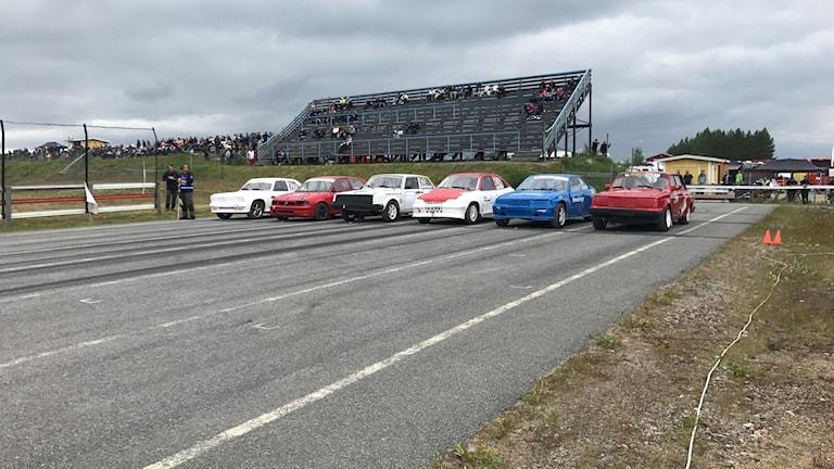 Rallycrossveckan befinner sig i Kalix
