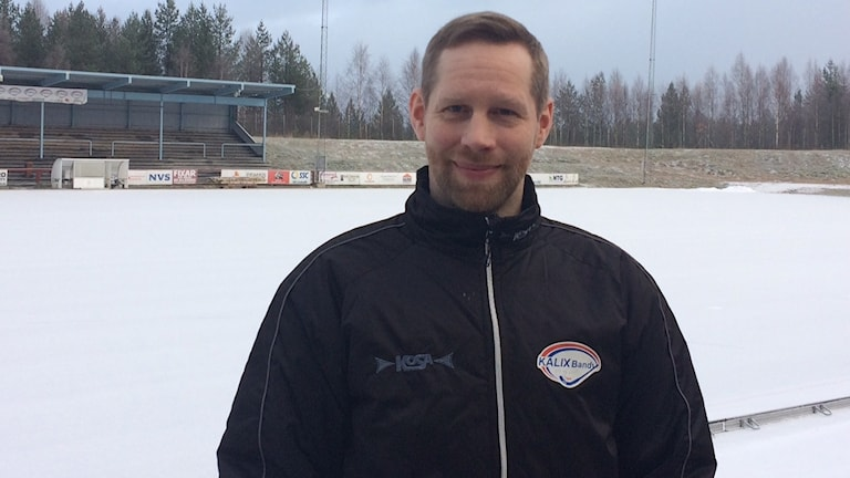 Tommy Andersson, ny tränare i Kalix Bandy