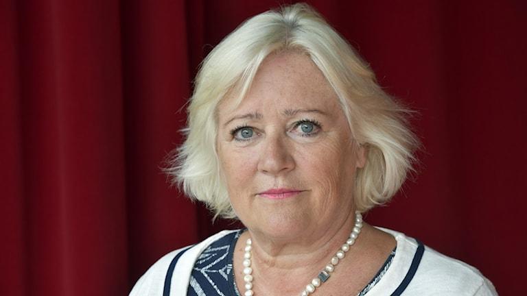 Elisabeth Dahlin, barnombudsman (BO)