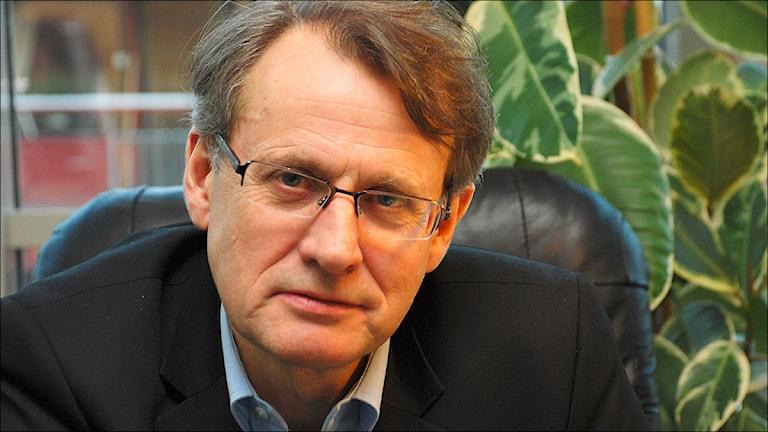 Anders Sundström. Foto: Stig-Arne Nordström/Sveriges Radio