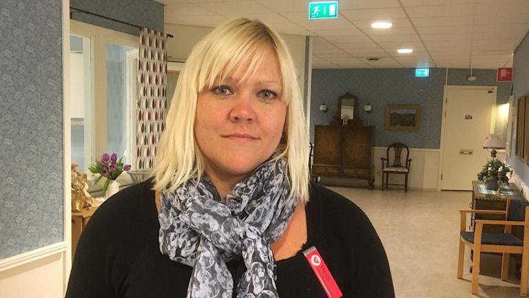 Heidi Carnudd, sjuksköterska