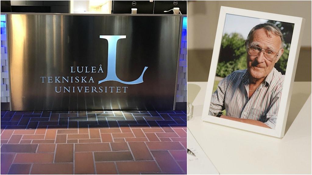 Luleå tekniska universitet och Ingvar Kamprad.