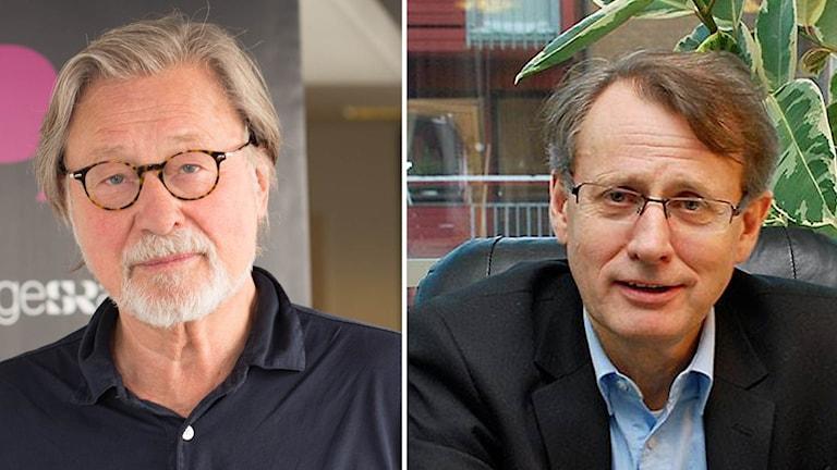 Björn Rosengren och Anders Sundström.