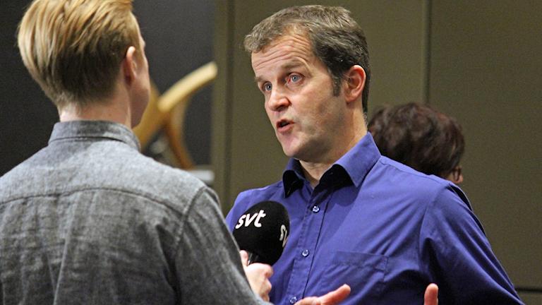 Gunnar Selberg, Centerpartiet Kiruna.