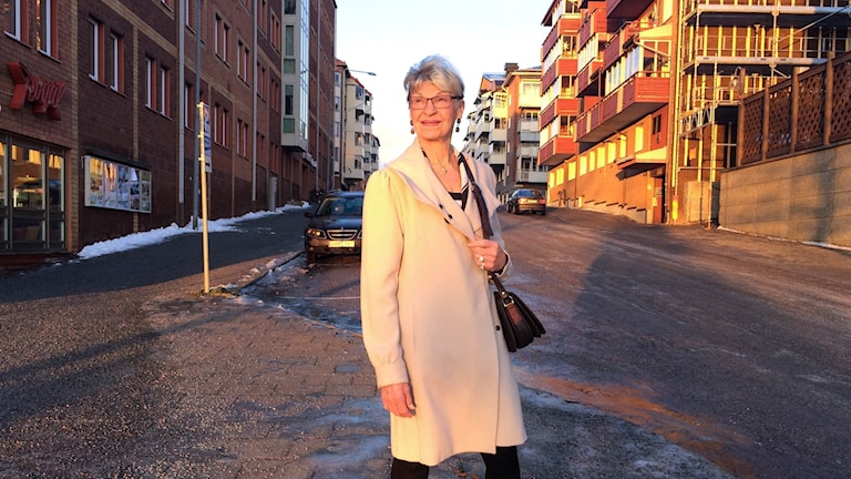 Ally Flodström, pionjär inom konståkning.