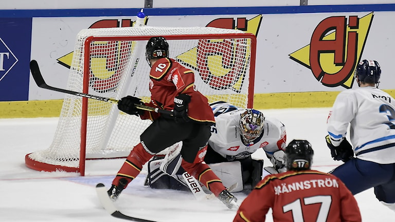 Luleå Hockey vann mot Liberec i Champions Hockey League