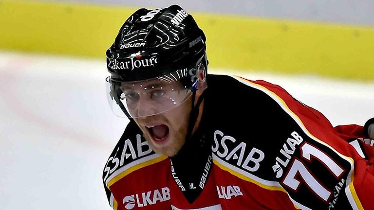 Luleå Hockeys Patrick Cehlin.