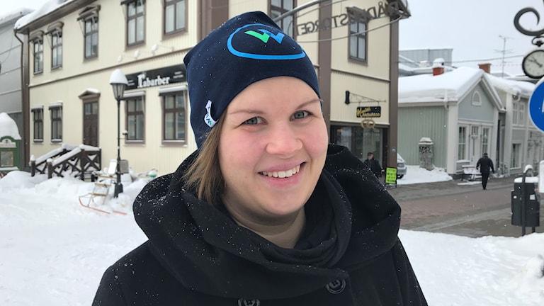 Therese Öström, Piteå Lottakår