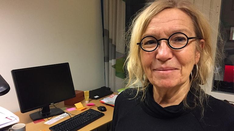 Kerstin Wanhatalo, socialförvaltningen Luleå.