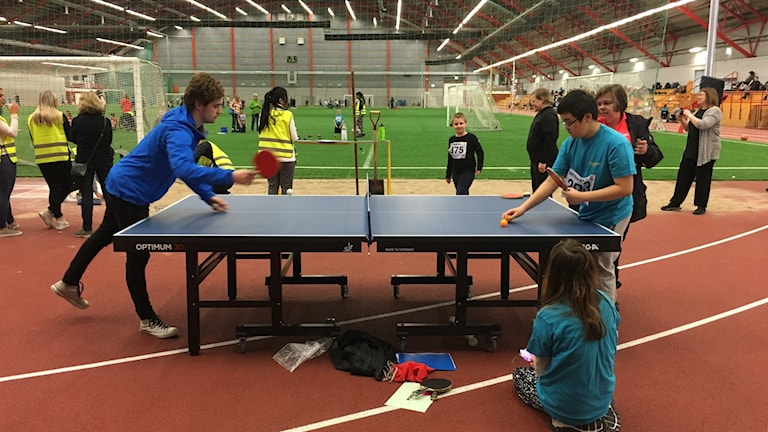 Special Olympics School Days