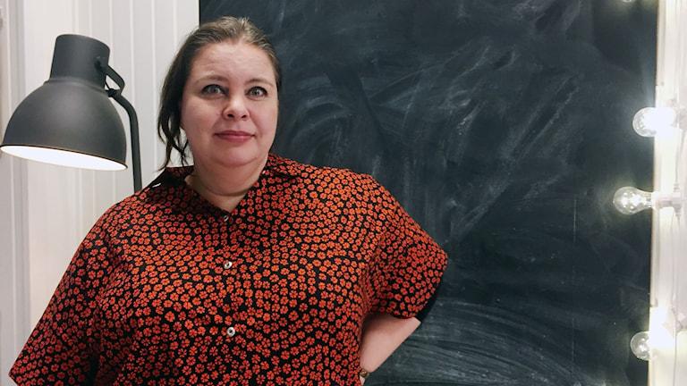 Selma Green heter länskonstmuseets nya chef i Kiruna.