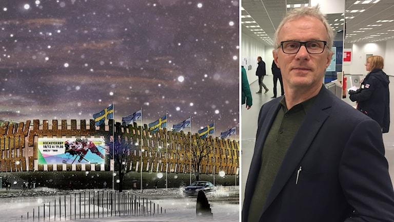Peter Waara, Barents center