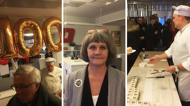 NSD firar 100 år