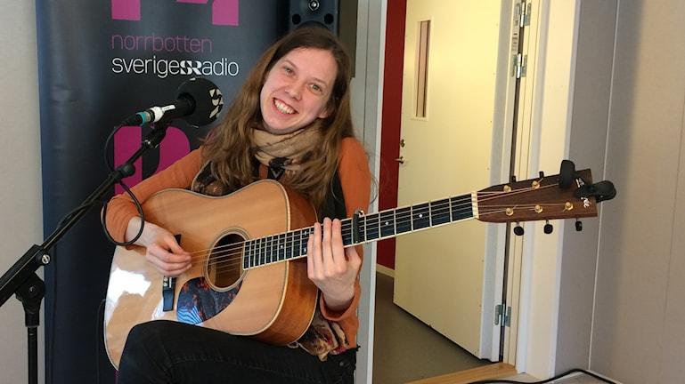 Hanna Gustavsson, artist från Piteå