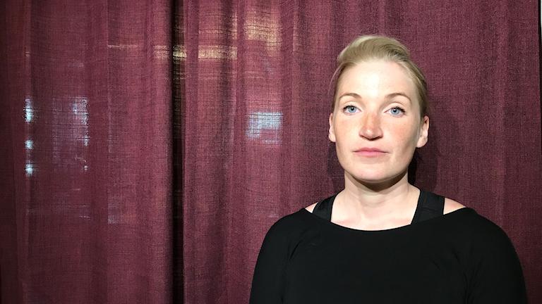 Catrin Johansson är verksamhetsledare i Dance Direction Assiciation.
