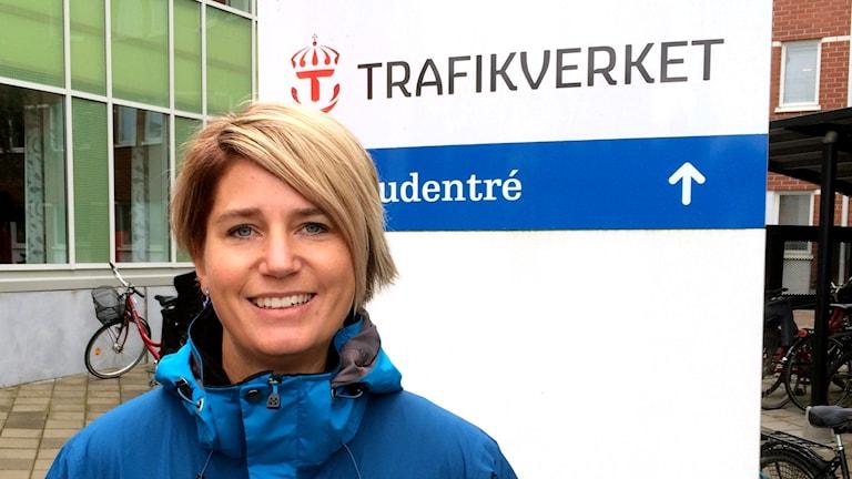 Ida Schönfeldt, ekolog på Trafikverket