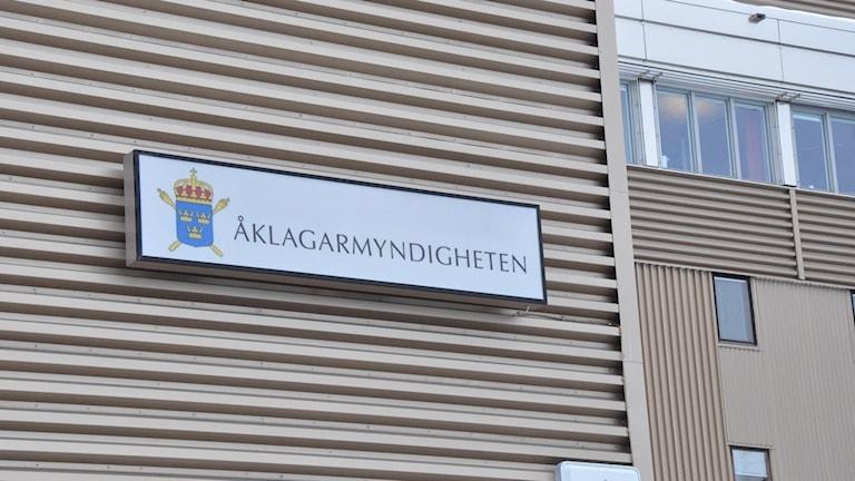Åklagarmyndigheten i Luleå