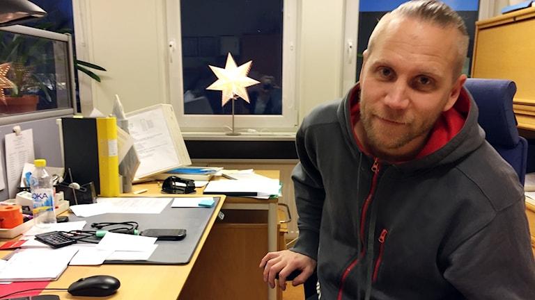 Henrik Ahlqvist, Kommunal Luleå.