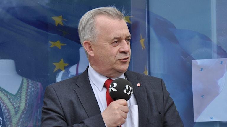 Sven-Erik Bucht EU