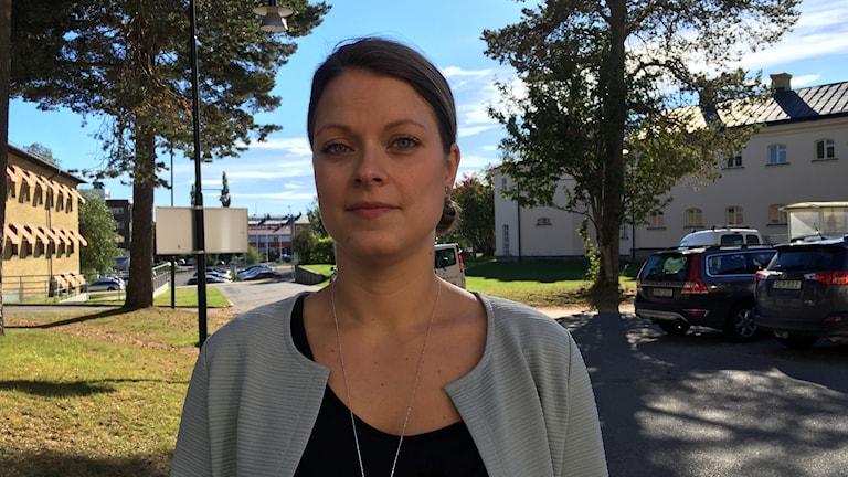 Anna Modig, tf enhetschef djurskydds- och veterinärenheten på länsstyrelsen i Norrbotten