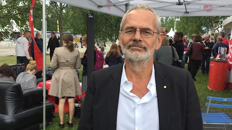 IF Metalls förbundsordförande Anders Ferbe tycker att mer resurser för läggas på arbetsmiljösäkerhet.