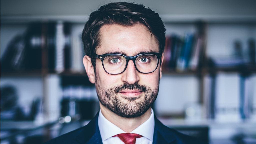 Fredrik Bergman, chefsjurist Centrum för rättvisa