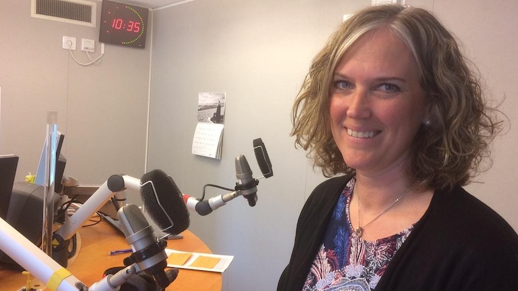 Ulrika Bergmark, biträdande professor i pedagogik vid Luleå Tekniska universitet