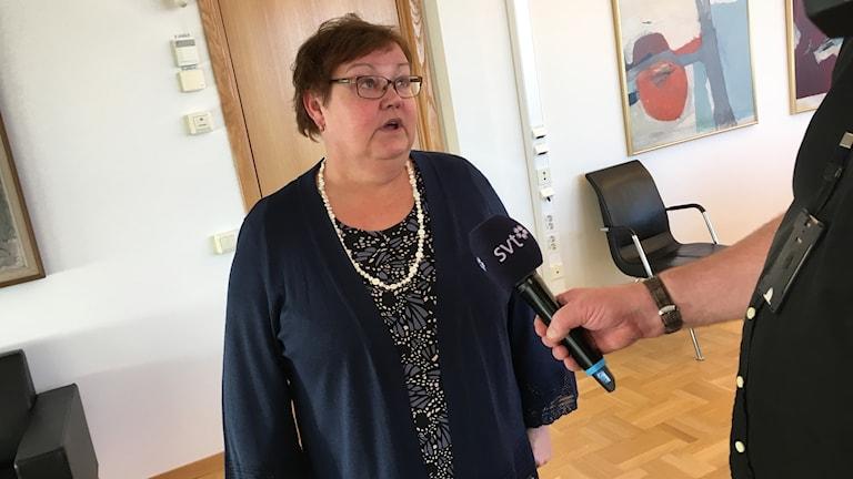 Yvonne Stålnacke (S)