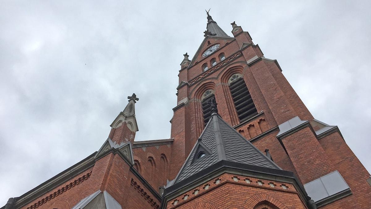 Domkyrkan i Luleå. Foto: Anneli Lindbäck/Sveriges Radio