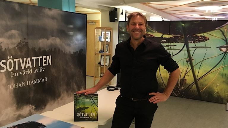 Med bland annat 360 VR kamera har Johan Hammar dokumenterat vattendrag