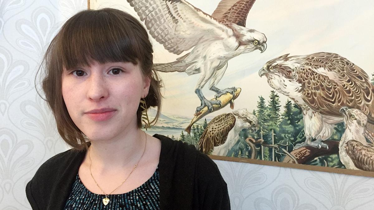 Paulina Koskenniemi, Miljöpartiet.