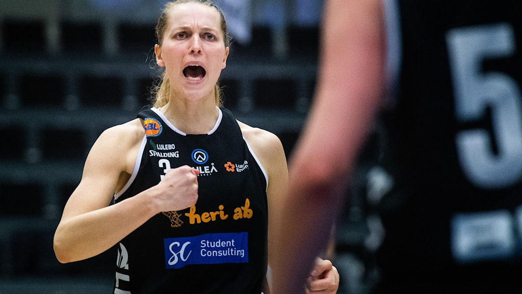 Ellen Nyström luleå basket