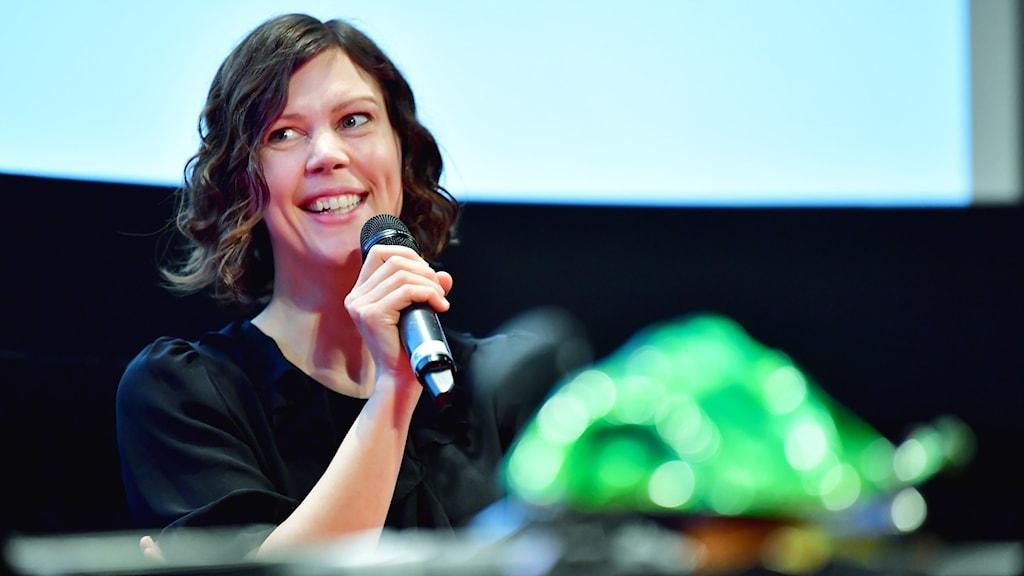 """Regissören Amanda Kernells film""""Charter"""" får flest nomineringar till Guldbaggen."""