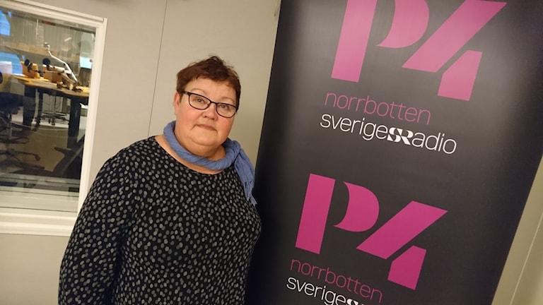 Yvonne Stålnacke.