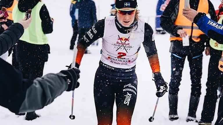 Emilia Lindstedt Nordenskiöldsloppet