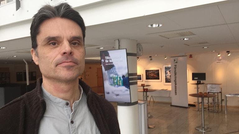 Anders Bergström, läkemedelschef Region Norrbotten
