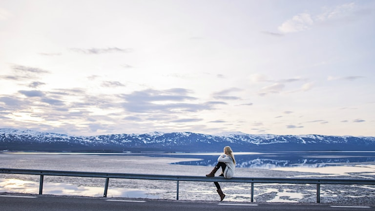 Fotograf Jonna Jinton hittar balansen i Norrbotten