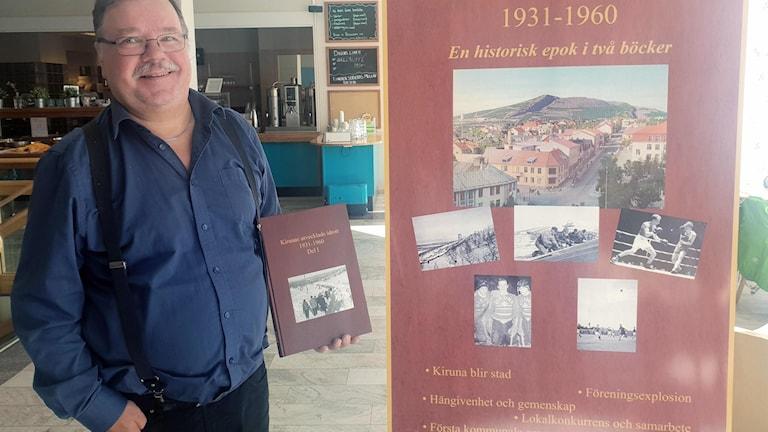 Kenneth Johansson i föreningen Kirunas rötter har skrivit om Kirunas idrottshistoria.