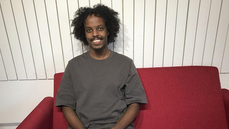 Mohamed Ahmed.