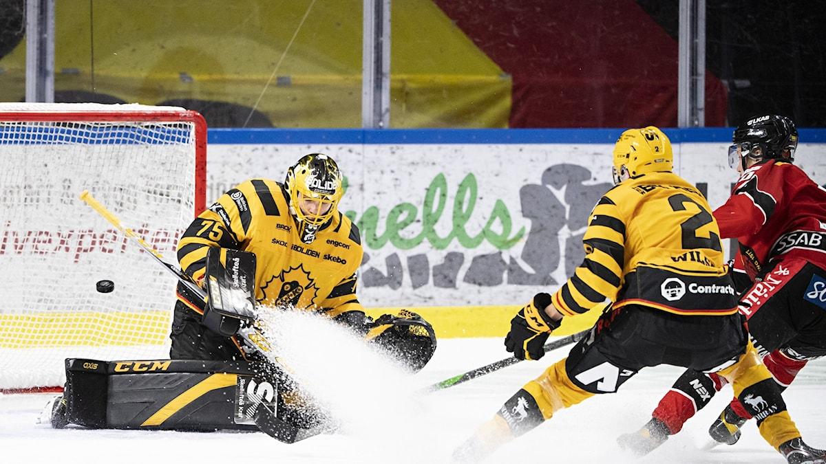 Luleå Hockey mot Skellefteå