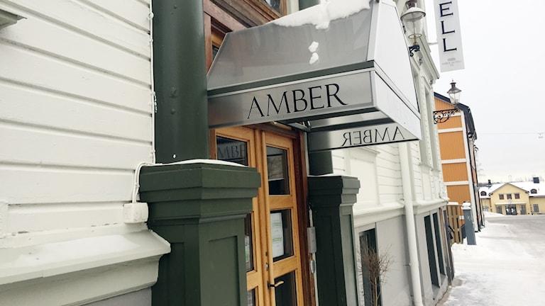 Amber Hotell, Luleå.