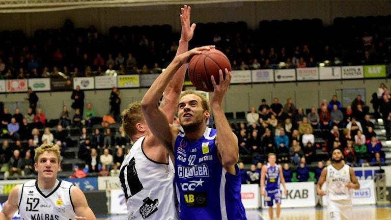 Denzel Andersson BC Luleå