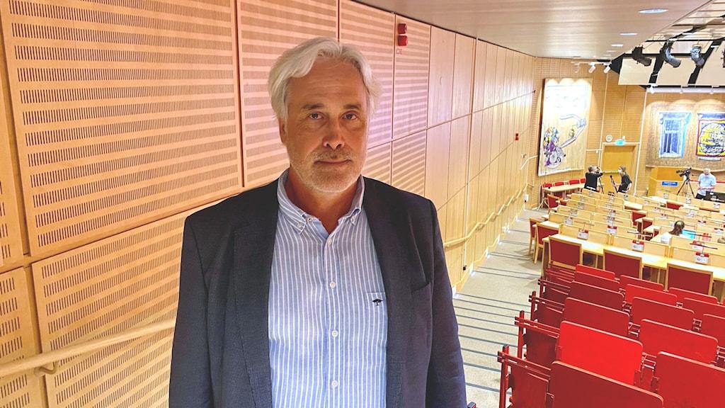 Per Berglund, chef för division funktion.