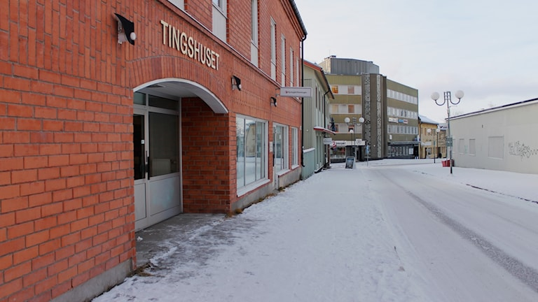 Rättegången i Kiruna är avslutad. Åklagaren yrkar på att en 28-årig man ska dömas till 16 års fängelse för mord på en kvinna i somras.