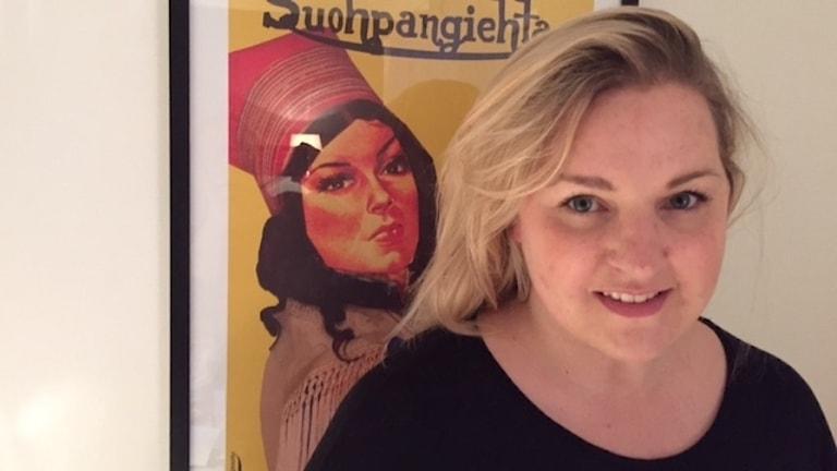 Anna Forssberg, Tjejjouren i Luleå.