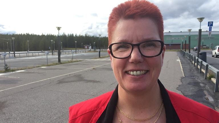 Lotta Åman (S) Arvidsjaur