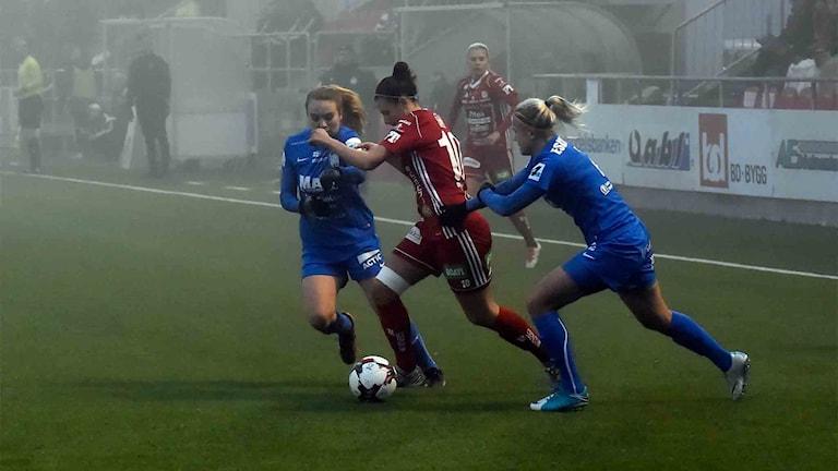 Piteå IF mot Eskilstuna United