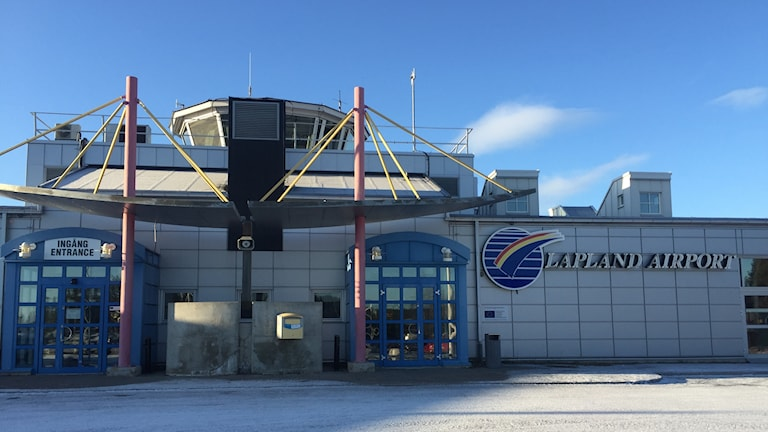 Lapland airport, Gällivare flygplats