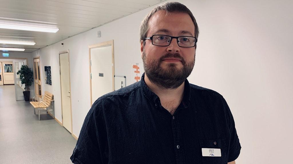 John Olofsson, Sylf-ordförande
